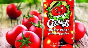 انواع رب گوجه پاکتی