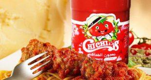 تولید کننده رب گوجه فرنگی مارک چی چی لاس