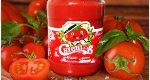 بازار فروش رب گوجه فرنگی ارگانیک چی چی لاس
