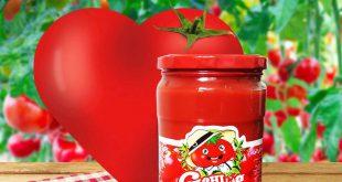 رب گوجه فرنگی با برند چی چی لاس