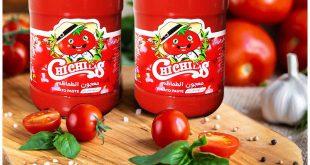 خرید رب گوجه فرنگی شیشه ای 1500 گرمی چی چی لاس