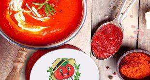 تولید رب گوجه فرنگی کارخانه ای چی چی لاس