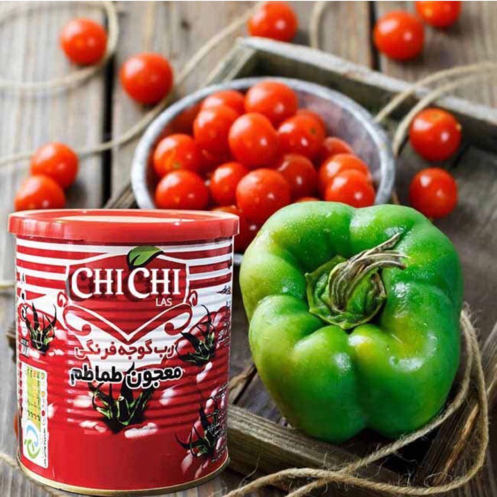 خریدار رب گوجه فرنگی قوطی صنعتی