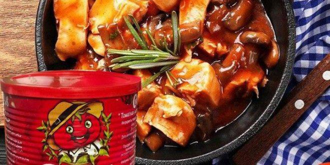 رب گوجه فرنگی قوطی 800 گرمی چی چی لاس