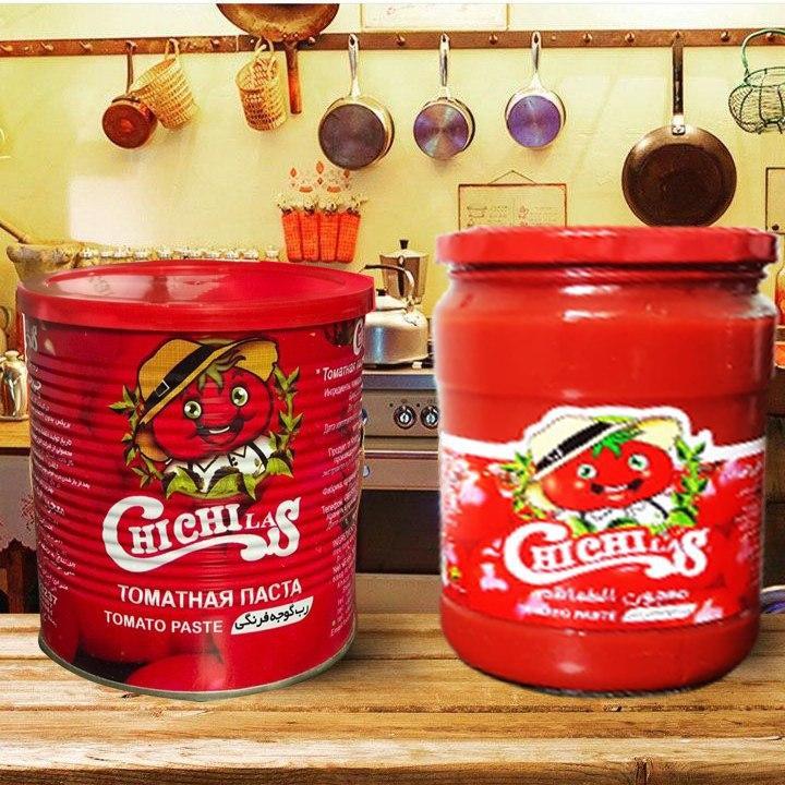 برند برتره رب گوجه فرنگی ایرانی