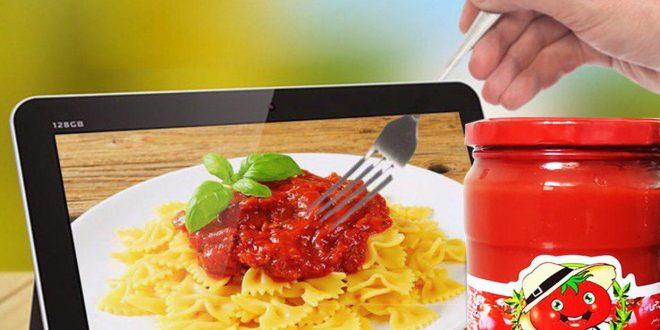 رب گوجه خالص بدون افزودنی مارک چی چی لاس