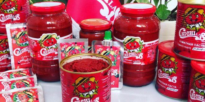 بهترین برند های رب گوجه فرنگی ایرانی