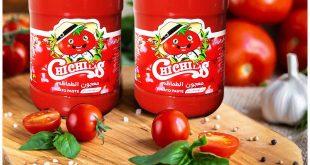 فروش رب گوجه شیشه
