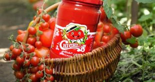 فروش رب گوجه شیشه ای